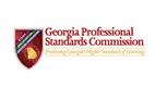 Georgia Professional Standards Commission logo